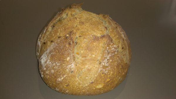 Photo pain aux graines